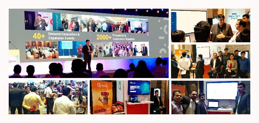 QUALITYKIOSK PARTICIPATES IN UIPATH TOGETHER SUMMIT ON 18TH SEPTEMBER, 2019